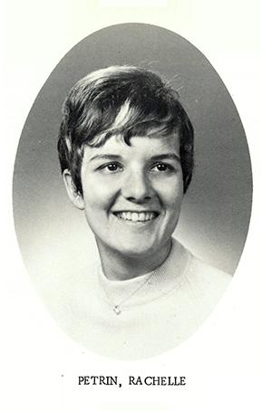 Rachelle Petrin '82