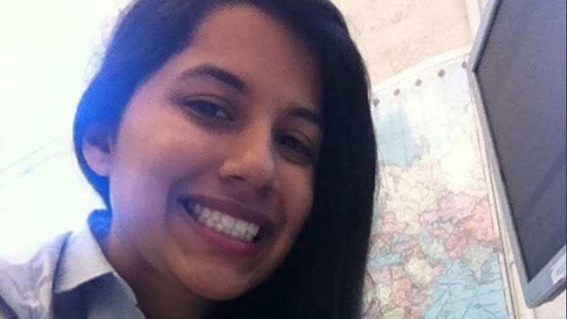 Zareena '17 JWU student abroad