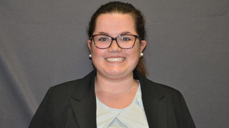 Kate '17 JWU Presidential Academic Scholarship